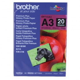 Brother BP71GA3 A3 Paper