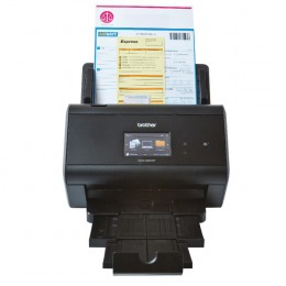 Brother ADS-2800W Touch Screen Desktop Scanner
