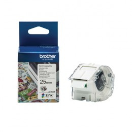Brother CZ1004 Label Roll 25mmx5m