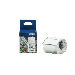 Brother CZ1005 Label Roll 50mmx5m