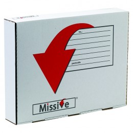 Missive Value Garment Mailing Box [Pack of 20]