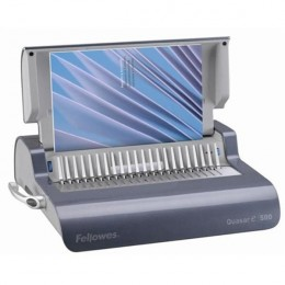 Fellowes Quasar-E Electric Comb Binder