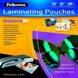 Fellowes Laminating Pouch A3 160 micron [Pack of 100]