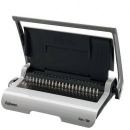 Fellowes Star+ 150 Manual Comb Binder