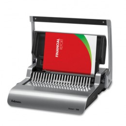 Fellowes Quasar+ Manual Comb Binder
