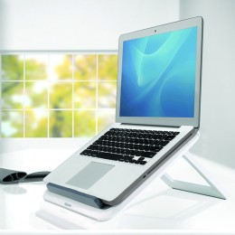 Fellowes 8210101 I-Spire Series Laptop Quick Lift White