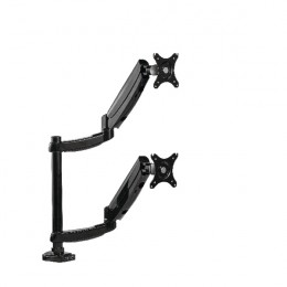 Fellowes Platinum Series Dual Monitor Arms Vertical