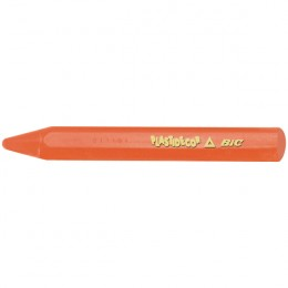 Bic Kids Plastidecor Crayons Assorted [Wallet of 12]