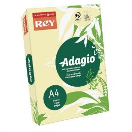 Adagio Card A4 160g Canary [Pack of 250]