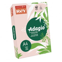 Adagio Card A4 160g Pink [Pack of 250]