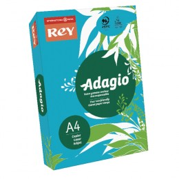 Adagio Card A4 160g Deep Blue [Pack of 250]