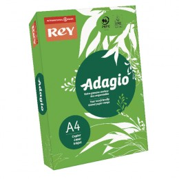 Adagio Card A4 160g Deep Green [Pack of 250]