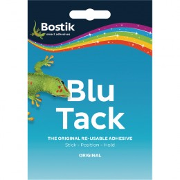 Bostik Blue-Tack Handy Pack 60g [Pack of 12]