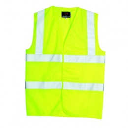 Proforce High Visibility Class 2 Vest Large Yellow