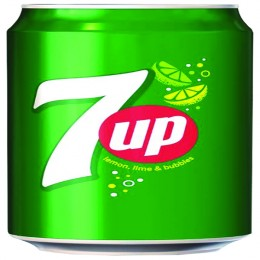 7Up 330ml Can [Pack of 24]