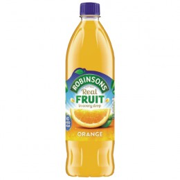 Robinsons Orange Squash No Sugar 1 Litre 4113