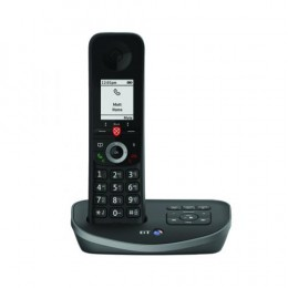 BT Advanced Single Dect Call Blocker Telephone with Answer Machine