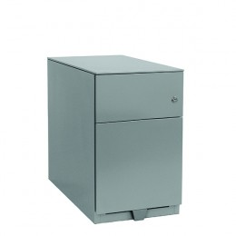 Bisley Note Pedestal 1 Stationery 1 Filing Drawers