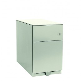 Bisley Note Mobile Pedestal 1 Stationery 1 Filing Drawers