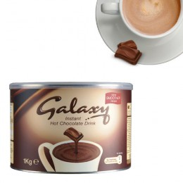 Galaxy Instant Hot Chocolate Tin 1kg