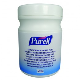 Purell Sanitizing Wipes [Pack of 270]