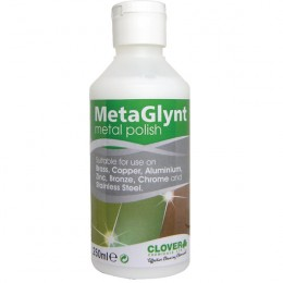 Clover Metaglynt Metal Polish 250ml