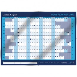 Collins Wall Year Planner 2018