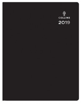 Collins Leadership A4 Diary Day per Page 2019
