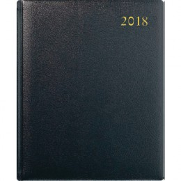 Collins Quarto Business Diary 2018