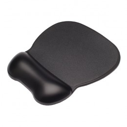 Contour Ergonomics Soft Skin Gel Mouse Mat Wrist Rest Black