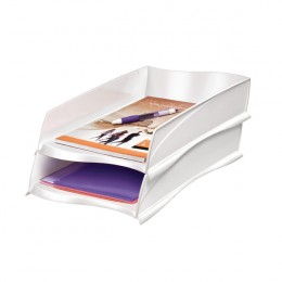 CEP Ellypse Xtra Strong White Letter Tray