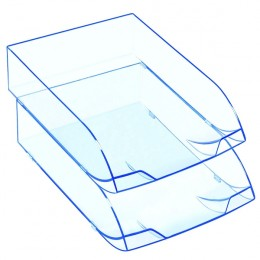 CEP Ice Blue Letter Tray