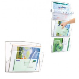 CEP Crystal Reception Wall File [Pack of 3]