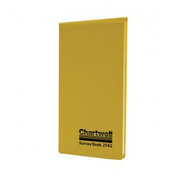 Chartwell Survey Book 4x8 Inches