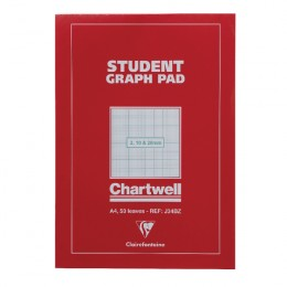 Chartwell Graph Pad A4 in 2mm, 10mm and 20mm