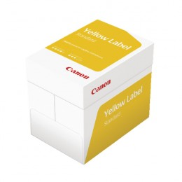 Canon Yellow Label Standard Paper A4 [Pack of 2500 Sheets]