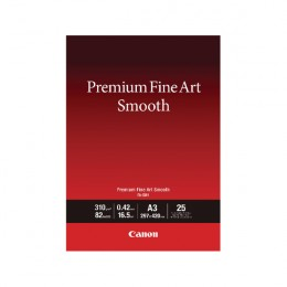 Canon Premium Fine Art Smooth A3 Paper