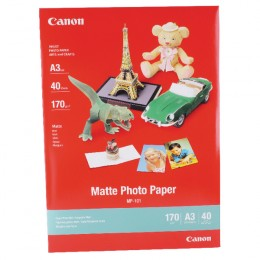 Canon MP101 Matte Photo Paper A3 [Pack of 40]