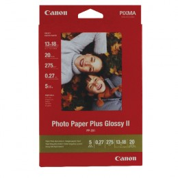 Canon PP201 5x7 Paper [Pack of 20]