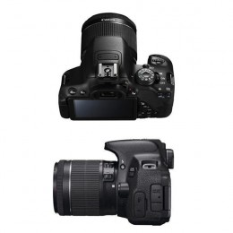 Canon EOS700D Digital SLR with 18-55mm Lens