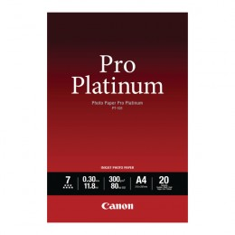 Canon Pro Platinum Photo Paper A4 PT-101 [Pack of 20]