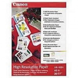 Canon HR101 Coated High Resolution Paper A3