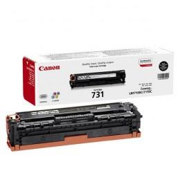 Canon 731BK Standard Capacity Black Toner Cartridge