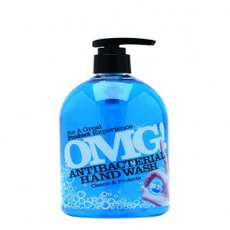 OMG Antibacterial Hand Wash 500ml
