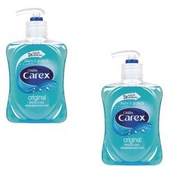 Carex Liquid Soap 250ml [Pack of 2]