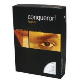Conqueror Laid Cream A4 Paper 100g [Pack of 500]