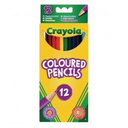 Crayola 12 Coloured Pencils [Pack of 12]