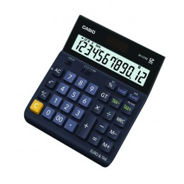 Casio DH-12TER 12-Digit Tax and Currency Calculator