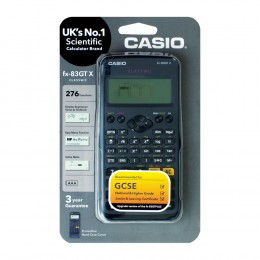 Casio Scientific Calculator FX-83GT+