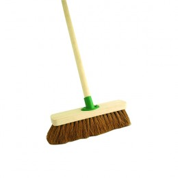 Bentley 12 Inch Coco Broom With Handle